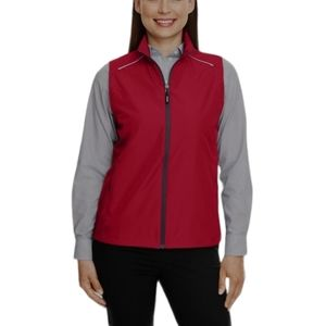 Core 365 red vest carbon techno lite size XL